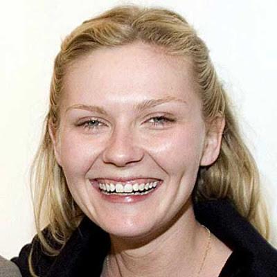 Kirsten Dunst skin care