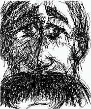 Título; Friedrich NIETZSCHE,desenho , Julho /2010