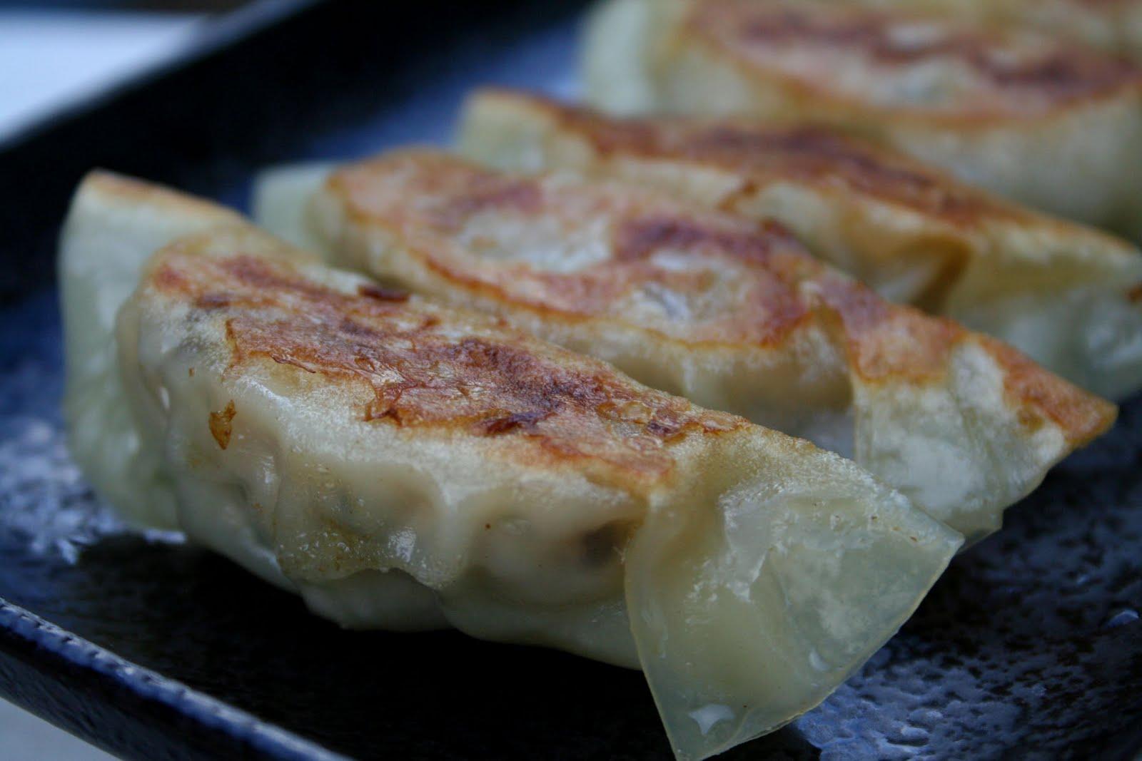 Recipe Developer: Gyoza (Japanese Dumpling)