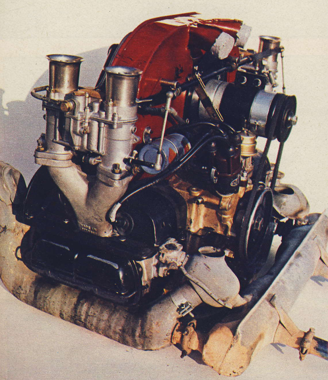 ENGINE 1599cc with 126hp