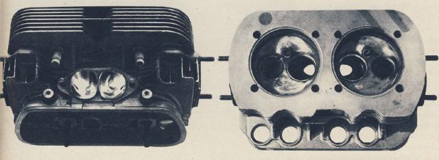 Reworked Cylinder Heads