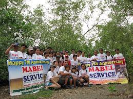 7th Anniversary Mangrove Planting