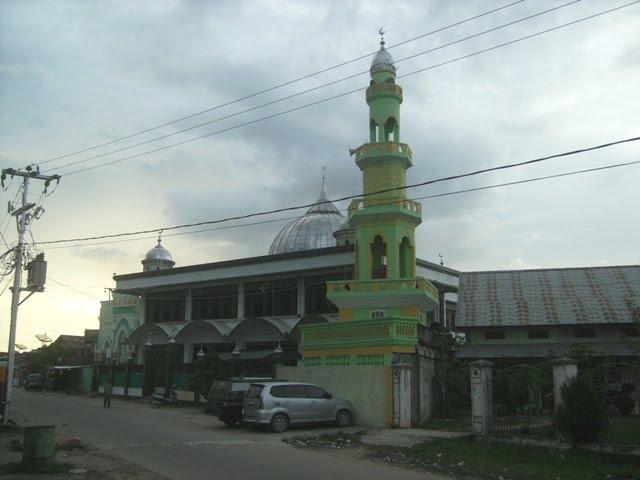Gambar Msjid Di Kota Sorong - Ardi La Madi's Blog