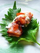 sashimi leaf