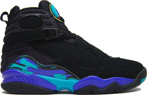 Jordan 7 Aqua