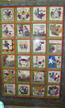 Texas Dept. of Agriculture Quilt