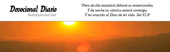 Devocional Diario - RadioSplendor.Net