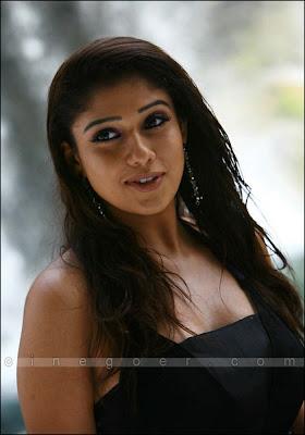 Hot actress Nayanthara romantic pics pictures photos gallery