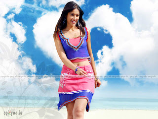 Telugu Actress Ileana Wallpapers Collection Spicy Gallery
