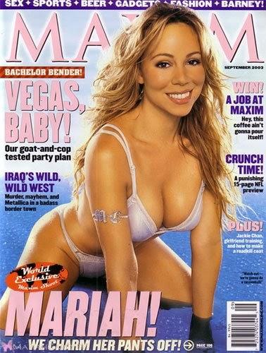 Mariah carey nouveau nu