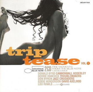 Various - Trip Tease Vol. 1 - Fine Moments From The Blue Note Catalogue