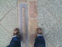Standing on Both Sides of the Berlin Wall