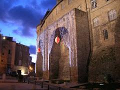 Aubenas  Noël 2008