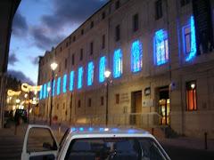 Aubenas  -  Noël 2008