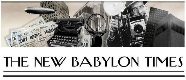THE NEW BABYLON TIMES