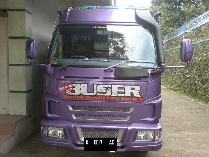 Picture of Truck Modifikasi