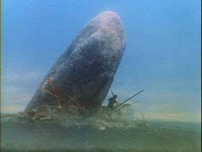 Matte Shot - a tribute to Golden Era special fx: MOBY DICK ...