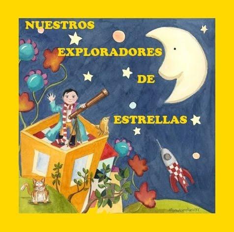 NUESTROS EXPLORADORES DE ESTRELLAS: EL SISTEMA SOLAR PARA NIÑOS