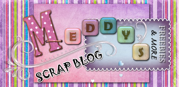 Meddy's scrap Blog
