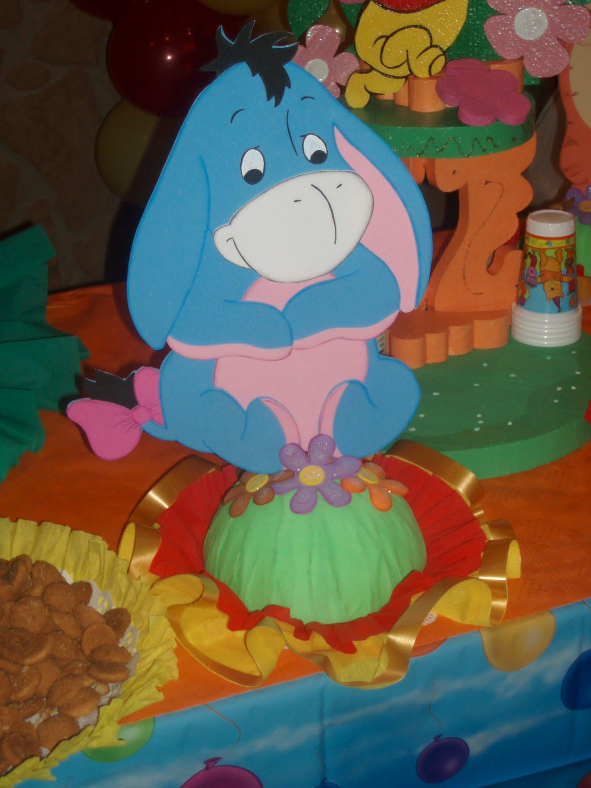 Fiesta Tem  Tica  Winnie The Pooh Baby