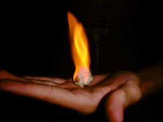 -Como hacer una Bola de Fuego 98% no Quema-