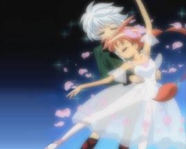 Bailando por la vida, aveces con ayuda