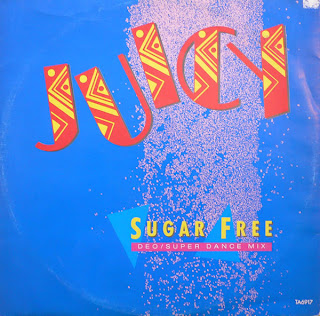 JUICY - SUGAR FREE (SINGLE 12'') (1985)