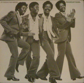 THE MANHATTANS - IT FEELS SO GOOD (1977)