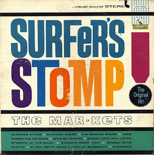 THE MAR-KETS - SURFER'S STOMP (1962)