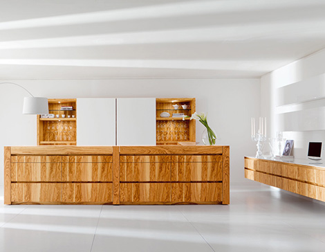 Tend ncia italiana para cozinhas design innova for Current kitchen styles