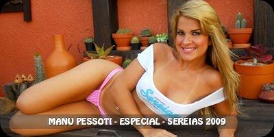 Manu Pessoti – Especial Sereias 2009