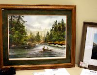 BRTU Auction item - painting