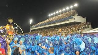 Escolas de Samba de SP que desfilam na sexta
