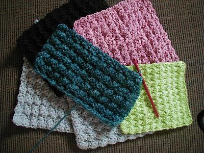 unique crochet stitches ... love this stitch it