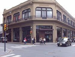 """""""El Cairo"""" bar Rosario"""