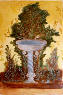 Bird Fountain of Oplontis