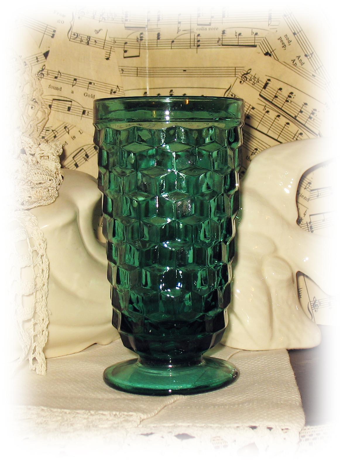 Crystal Ice Tea Glasses