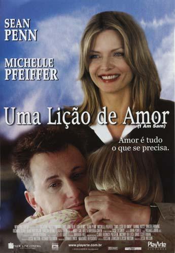 Filme Poster Uma Lição de Amor DVDRip Dublado