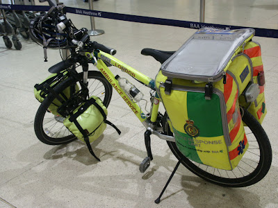 Tour de ambulance.