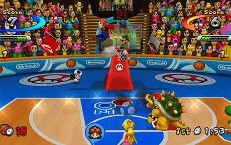 Mario Sports Mix Bal