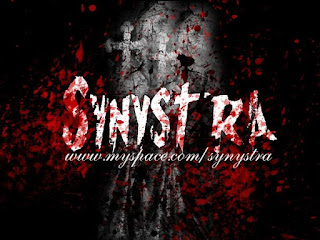 Synystra band Metalcore Jakarta Indonesia Wallpaper Artwork