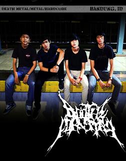 Boo The Pornstar Foto band Metalcore Bandung Jawa Barat Indonesia