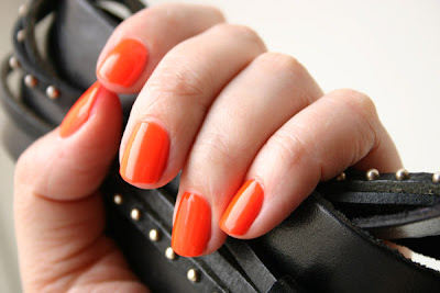 Nail polish, Color Club Orange Revenge