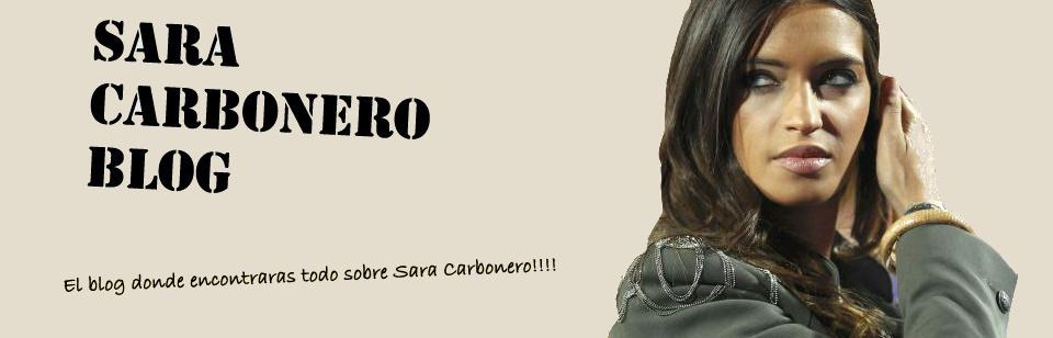 SaraCarbonero blog