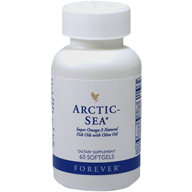 Arctic Sea Super Omega  Natural Fish Oil