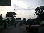 Jalan lintas darat Banyumanik