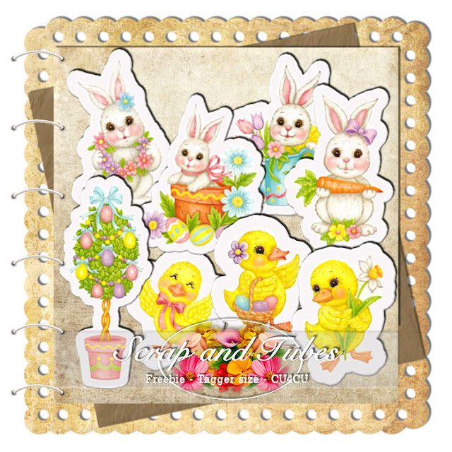 Easter Sticker's (CU4CU) Easter+Stickers_Preview_Scrap+and+Tubes