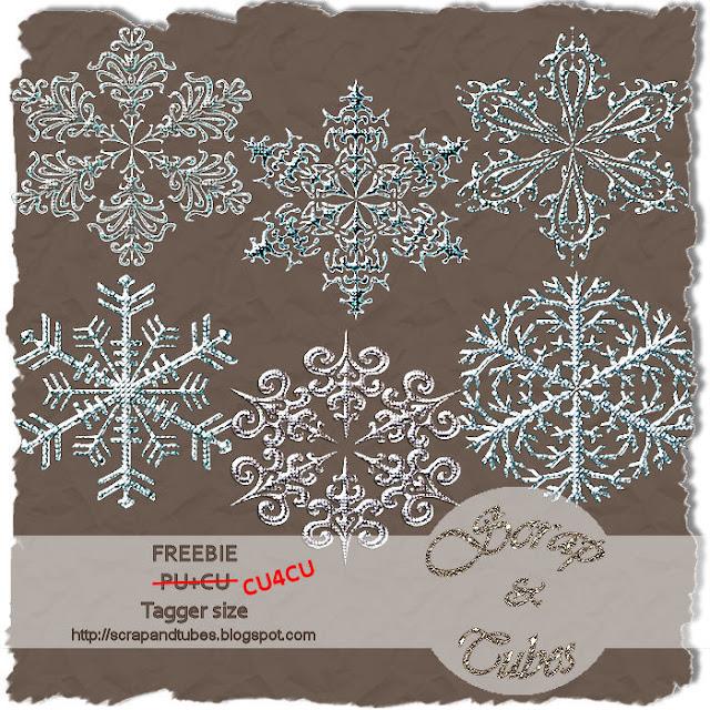 Elegant Snowflakes (CU4CU) SAT_Elegant+Snowflakes_Preview_Scrap+and+Tubes