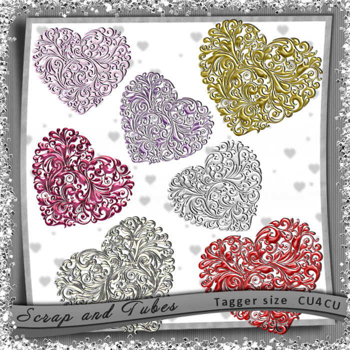 Fancy Hearts (CU4CU) .Fency+Hearts_Preview_Scrap+and+Tubes