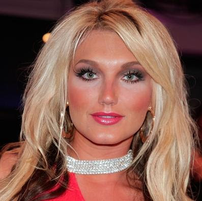 Brooke Hogan Hair